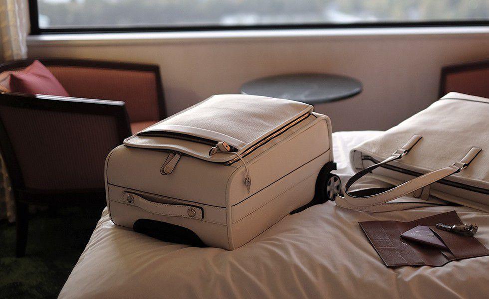 旅行鞄 海外旅行 出張に最適