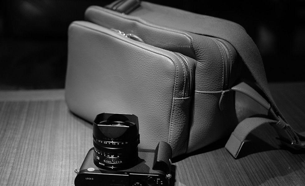 至高のカメラバッグ