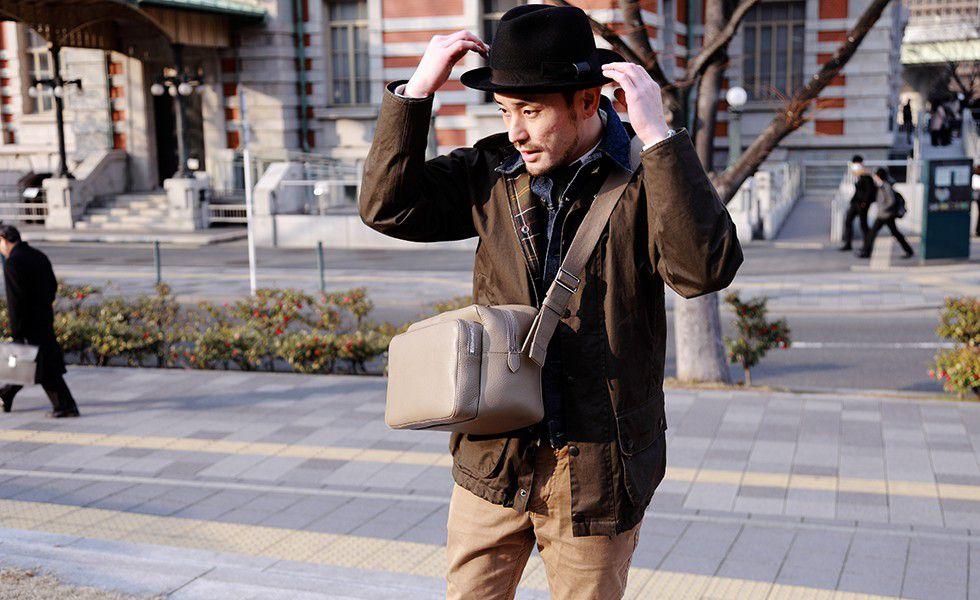 日本の職人が一本一本ハンドメイドで作り上げました